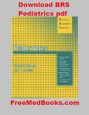 brs pediatrics pdf