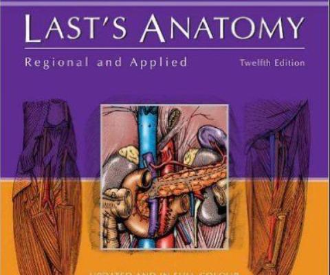 last's anatomy regional and applied pdf