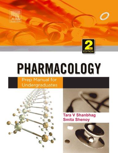 Shanbhag Pharmacology pdf