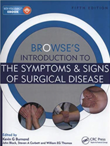 Browse's Introduction to the Symptoms and Signs of Surgical Disease pdf