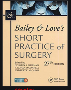 baily and Love's Short practice of surger27th edition pdfy