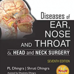 Dhingra Diseases Of ear nose and throat & head and neck surgery pdf