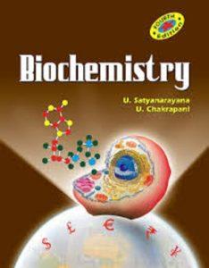satyanarayana biochemistry pdf
