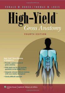 high yield gross anatomy pdf