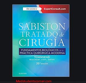 Sabiston textbook of surgery pdf
