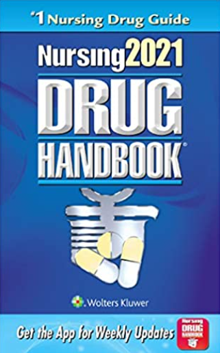 Nursing 2021 Drug Handbook PDF Free Download: