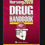 nursing 2020 drugs handbook pdf