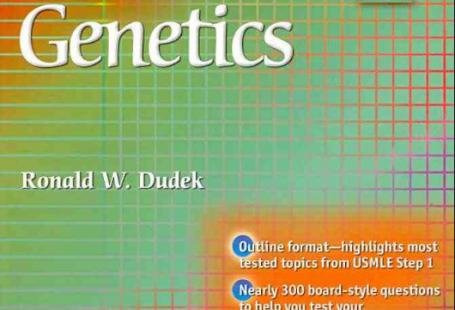 brs genetics pdf