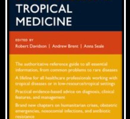 oxford handbook of tropical medicine pdf