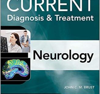 Current diagnosis and treatment neurology pdf