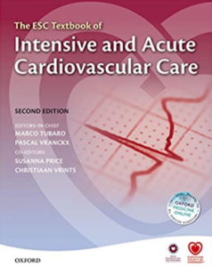The ESC Textbook of Intensive and Acute Cardiovascular Care 2nd Edition PDF