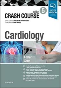 Crash Course Cardiology 5th Edition PDF