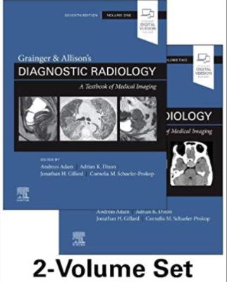 Grainger & Allison's Diagnostic Radiology 2-Volume Set 7th Edition PDF