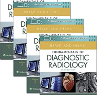 Brant and Helm's Fundamentals of Diagnostic Radiology 5th Edition PDF