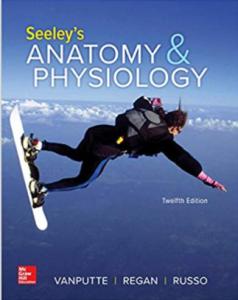 Seeley's Anatomy & Physiology 12th Edition PDF free