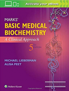 Marks' Basic Medical Biochemistry A Clinical Approach 5th Edition PDF Free