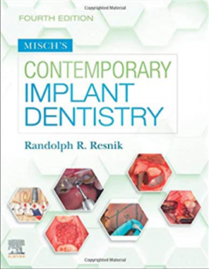 Misch's Contemporary Implant Dentistry 4th Edition PDF Free