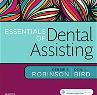 Essentials of Dental Assisting 6th Edition PDF