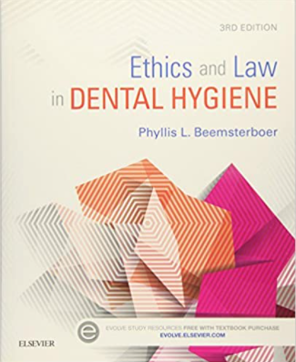 Ethics and Law in Dental Hygiene 3rd Edition PDF Free