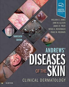 Andrews' Diseases of the Skin Clinical Dermatology 13th Edition PDF free