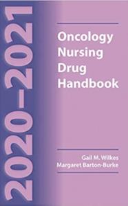 2020-2021 Oncology Nursing Drug Handbook 23rd Edition PDF free
