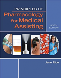 Principles of Pharmacology for Medical Assisting 6th Edition PDF free