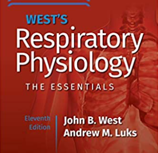 West's Respiratory Physiology 11th Edition PDF free