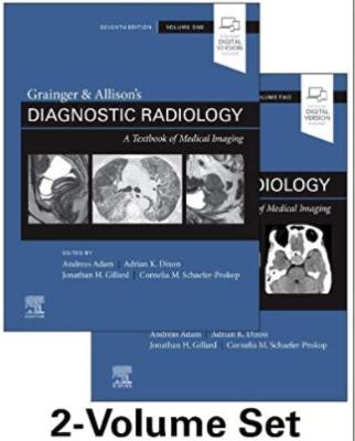 Grainger & Allison's Diagnostic Radiology 2 volume Set 7th Edition PDF free