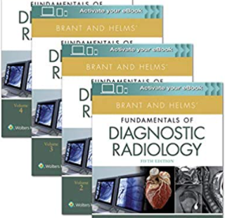 Brant and Helms' Fundamentals of Diagnostic Radiology 5th Edition PDF free
