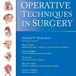 Operative Techniques in Surgery PDF free
