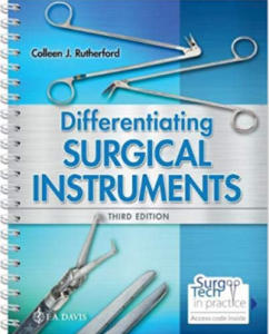 Differentiating Surgical Instruments 3rd Edition PDF free