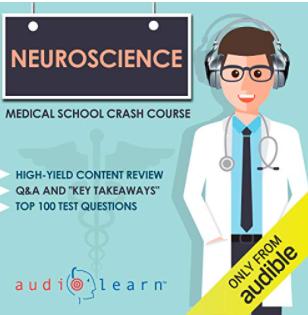 Neuroscience Medical School Crash Course Audiobook PDF Free