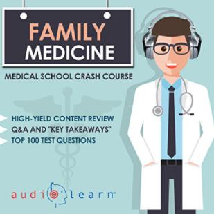 Family Medicine Medical School Crash Course Audiobook PDF Free