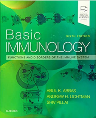 Basic Immunology Functions and Disorders of the Immune System 6th Edition PDF Free