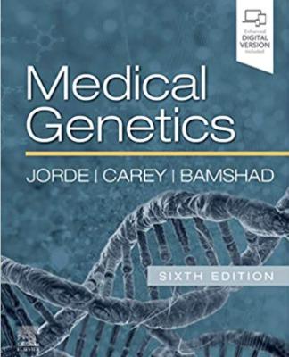 Medical Genetics 6th Edition PDF Free