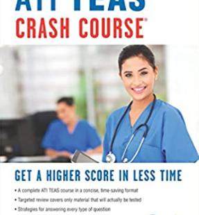 ATI TEAS Crash Course PDF Free